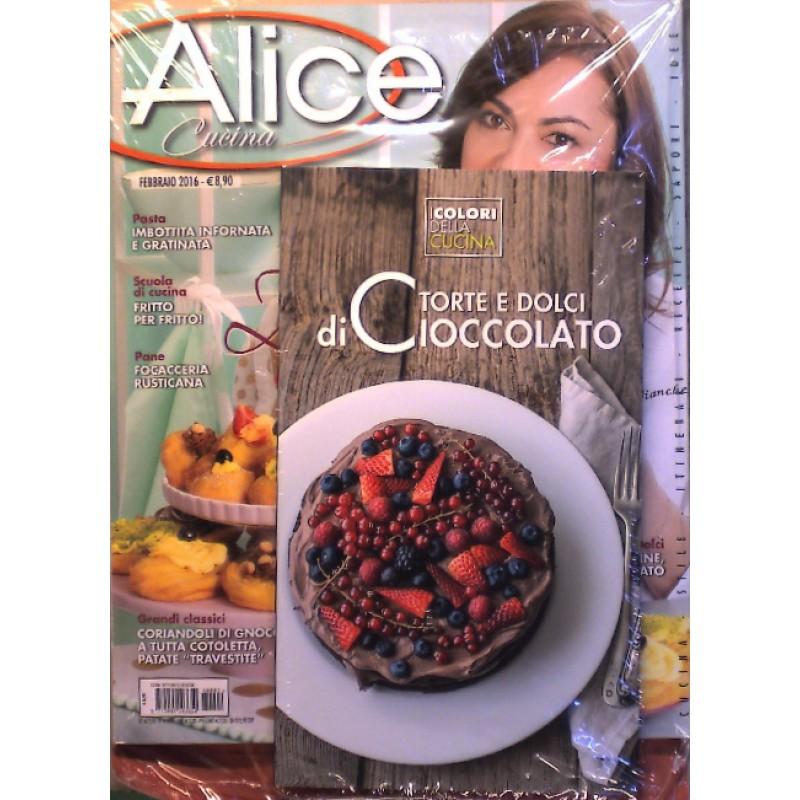 Alice Cucina - I colori della cucina (ed. 2016)