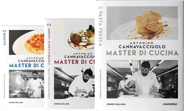 Antonino Cannavacciuolo Master Di Cucina In Edicola Corriere Della Sera E La Gazzetta Dello Sport