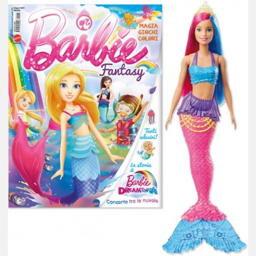 MATTEL Barbie Fantasy - Magazine