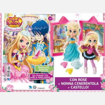 Regal Academy - Magazine