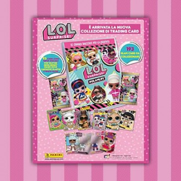 L.O.L. (LOL) Surprise! 2 - Trading Cards Collection