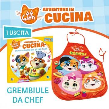44 Gatti - Avventure in Cucina