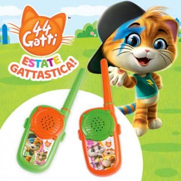 44 Gatti - Estate gattastica