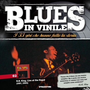 Blues in Vinile