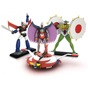 Go Nagai - Robot Collection- Special Edition