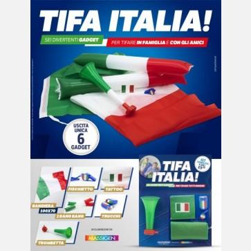 Kit Tifa Italia! - UEFA Euro 2020