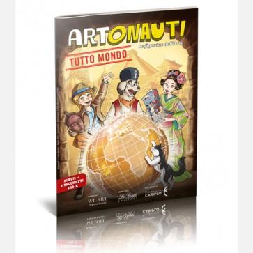 Artonauti: Le figurine dell'arte - Tutto il Mondo
