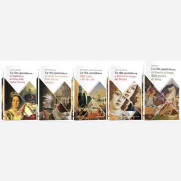 Biblioteca della storia - Vite quotidiane