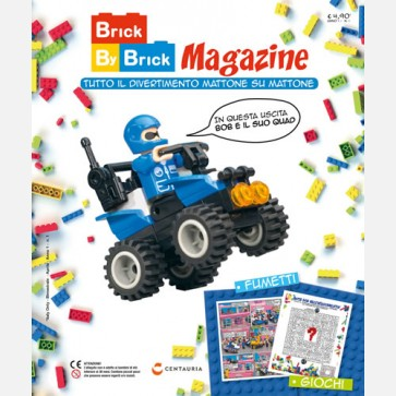 Brick by Brick - Magazine