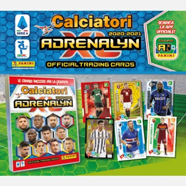 Calciatori Adrenalyn XL 2020-21