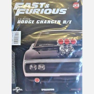 Costruisci la mitica Fast & Furious Dodge Charger R/T