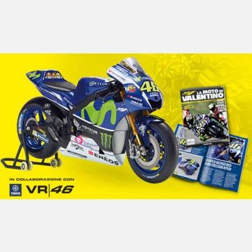 Costruisci la moto di Valentino Rossi