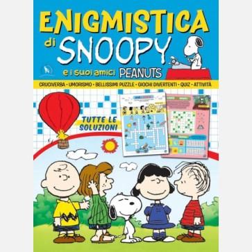 Enigmistica di Snoopy e i suoi amici Peanuts