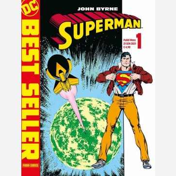 DC Best Seller - Superman