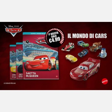 MATTEL Cars Collection