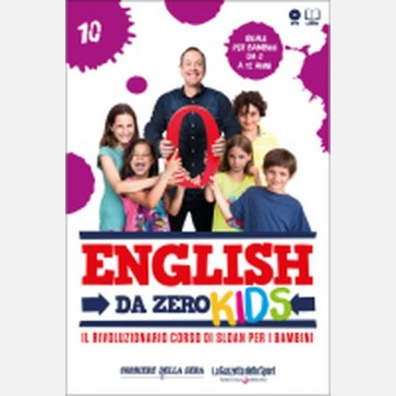 English da Zero - Kids di John Peter Sloan (ed. 2020)