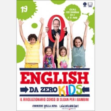 English da Zero - Kids di John Peter Sloan (ed. 2020)