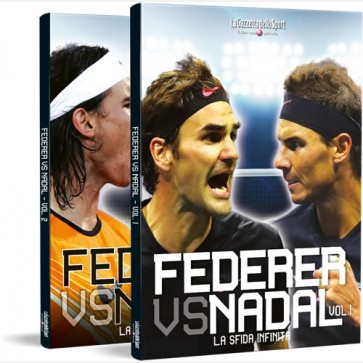 Federer VS Nadal - La sfida infinita