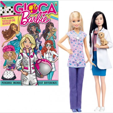 Gioca Barbie - Magazine
