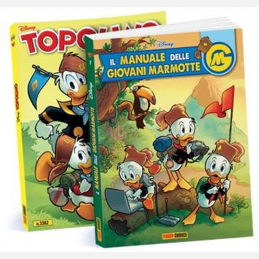 Disney Topolino presenta il Manuale delle Giovani Marmotte