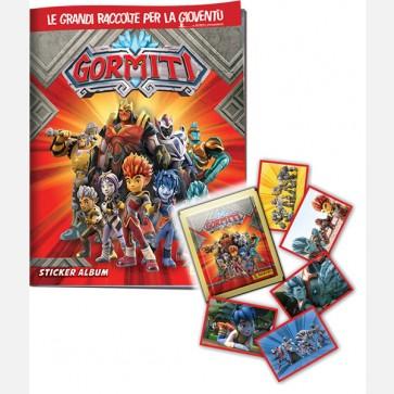 Gormiti - Stickers Collection