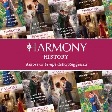 Harmony History