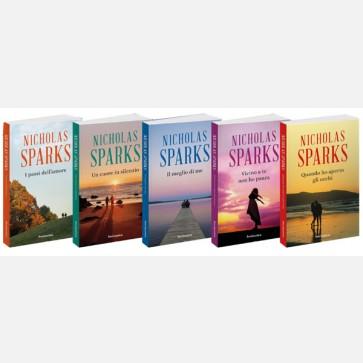 Intimità - I grandi romanzi di Nicholas Sparks