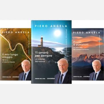 I libri di Piero Angela