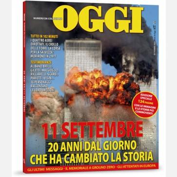 I nomi di OGGI - 11 Settembre