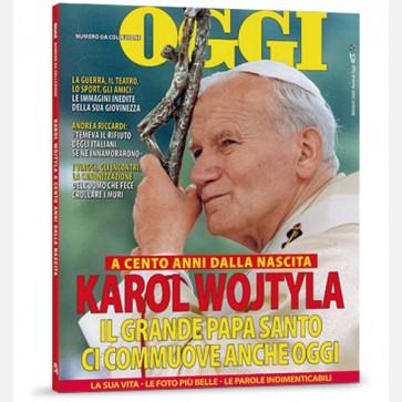 I nomi di OGGI - Speciale 100 anni di Papa Wojtyla