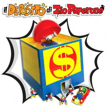 Disney Topolino presenta il Deposito di Zio Paperone