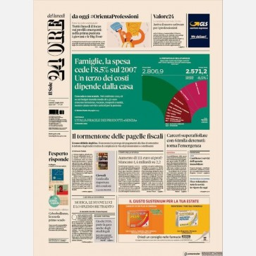 Il Sole 24 ORE - Quotidiano