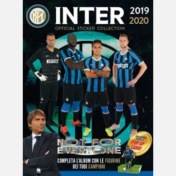 Inter Official Sticker Collection 2019/2020
