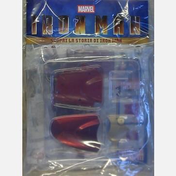 Iron Man - Costruisci la mitica armatura di Tony Stark