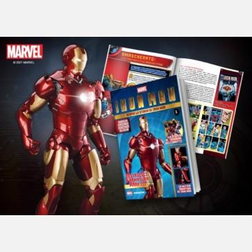 Iron Man - Costruisci la mitica armatura di Tony Stark (ed. 2021)