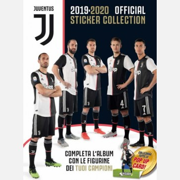 Juventus Official Sticker Collection 2019/2020