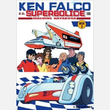 Ken Falco e il superbolide - Machine Hayabusa