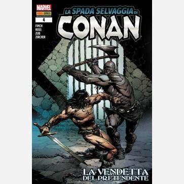 La Spada Selvaggia di Conan