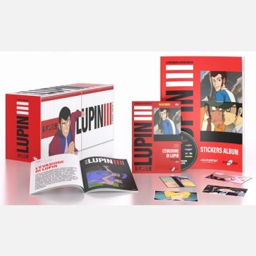 Le imperdibili avventure di Lupin III (DVD)