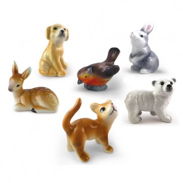 Preziosi animali in ceramica (ed. 2021)