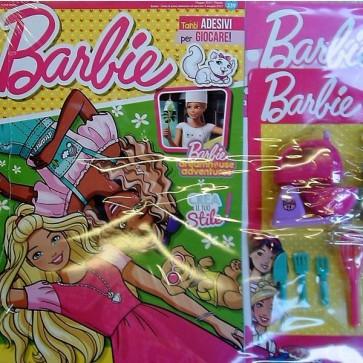 MATTEL Barbie Magazine