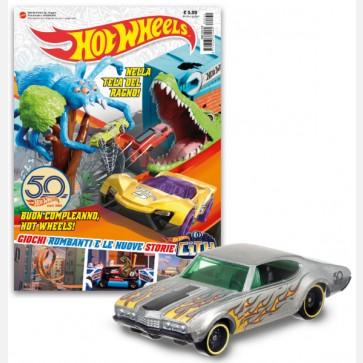 Mattel - Hot Wheels Magazine