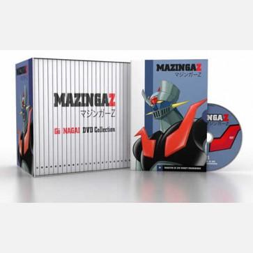 Mazinga Z - Go NAGAI DVD Collection