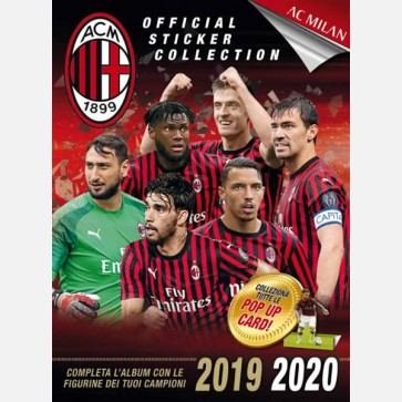 Milan Official Sticker Collection 2019/2020