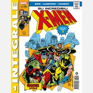 Gli incredibili X-Men di Chris Claremont
