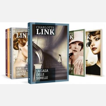 OGGI - I romanzi di Charlotte Link