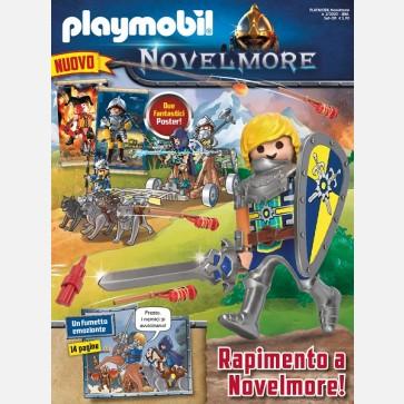 PlayMobil  Novelmore - Magazine