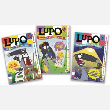 Amico Lupo Magazine