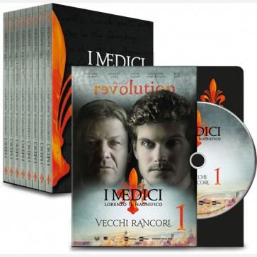 I Medici - Lorenzo il Magnifico (DVD)