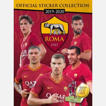 Roma Official Sticker Collection 2019/2020